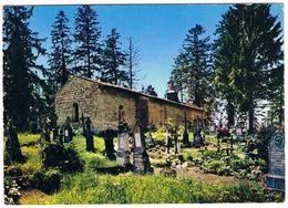 MARVILLE . 55 . église .cimetiere . - Autres Communes