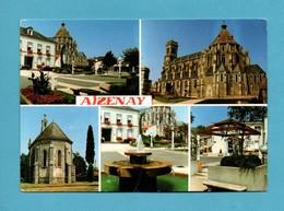 85 Vendée Aizenay  Carte Multivues - Aizenay
