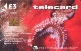 TARJETA TELEFONICA DE CHIPRE. (034) - Chipre