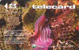 TARJETA TELEFONICA DE CHIPRE. (035) - Chipre