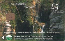 TARJETA TELEFONICA DE CHIPRE. (039) - Chipre
