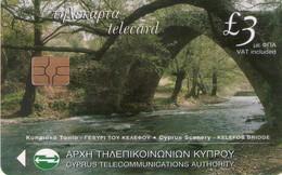 TARJETA TELEFONICA DE CHIPRE. (040) - Chipre