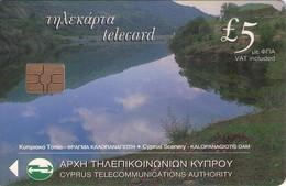 TARJETA TELEFONICA DE CHIPRE. (041) - Chipre