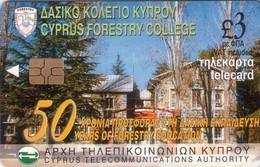 TARJETA TELEFONICA DE CHIPRE. (042) - Chipre