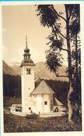 Kingdom. YU. Slovenia. The Church. - Yugoslavia