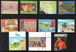 Argentina  Stamps From 2004/05, Mint - Argentinien