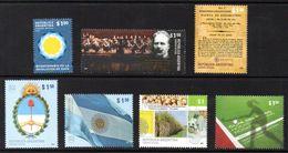 Argentina  Stamps From 2010, Mint - Ungebraucht