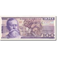 Billet, Mexique, 100 Pesos, 1969-1974, 1978-07-05, KM:68a, SUP - Mexique