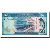 Billet, Sri Lanka, 50 Rupees, 2010-01-01, KM:124a, NEUF - Sri Lanka