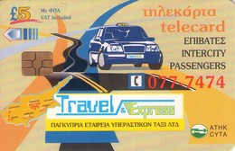 TARJETA TELEFONICA DE CHIPRE. (072). - Chipre