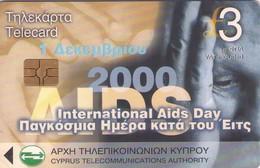 TARJETA TELEFONICA DE CHIPRE. (073). - Chipre