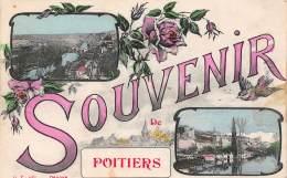 86 - Souvenir De POITIERS - Poitiers