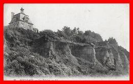 CPA  (14) HOULGATE.  Villa Sur Les Falaises....B552 - Houlgate
