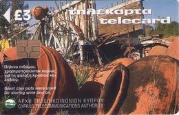 TARJETA TELEFONICA DE CHIPRE. (093). - Chipre