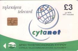 TARJETA TELEFONICA DE CHIPRE. (105). - Chipre
