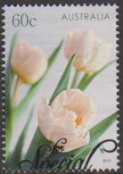 AUSTRALIA - USED 2010 60c Special Occasions - Tulips - Flowers - Usati