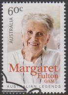 AUSTRALIA - USED 2014 60c Legends Of Cooking - Margaret Fulton - Usati