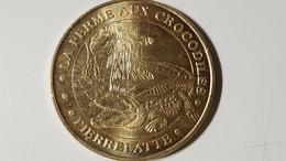 La Ferme Aux Crocodiles Pierrelat  2006 - Monnaie De Paris