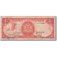 Billet, Trinidad And Tobago, 1 Dollar, 1985, Undated (1985), KM:36a, B+ - Trinité & Tobago