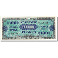 France, 100 Francs, 1945 Verso France, 1945, 1945, KM:123a, SPL, Fayette:VF25.1 - Treasury