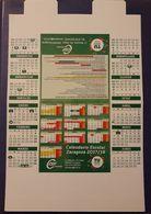 2017/18. CALENDARIO TAMAÑO MEDIANO. CSIF - CALENDARIO ESCOLAR ZARAGOZA 2017/18. - Calendarios