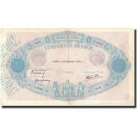 France, 500 Francs, 1938-09-22, KM:88c, TTB, Fayette:31.20 - 1871-1952 Anciens Francs Circulés Au XXème