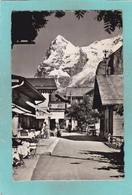 Small Postcard Of Mürren, Berne, Switzerland,Q87. - BE Berne