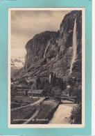 Small Postcard Of Lauterbrunnen M. Staubbach, Berne, Switzerland,Q88. - BE Berne