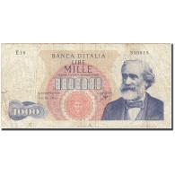 Billet, Italie, 1000 Lire, 1962, 1963-07-15, KM:96b, TB - [ 2] 1946-… : République