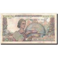 France, 10,000 Francs, 1950-06-08, KM:132b, TTB, Fayette:50.32 - 1871-1952 Anciens Francs Circulés Au XXème