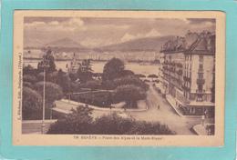 Small Postcard Of Geneve,Geneva, Geneva, Switzerland,Q88. - GE Geneva