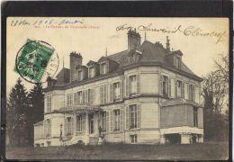 02402 . LE CHATEAU DE CRAONNELLE .  2 SCANS . - France