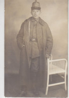 Soldat Mit Tschacko Aus Berlin - Guerre 1914-18