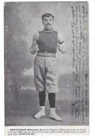 """PETITJEAN Edmond   Marcheur  """" Tour D'europe A Pied En 1906 - Athletics"""