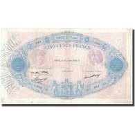 France, 500 Francs, 1936-07-16, KM:66m, TTB+, Fayette:30.37 - 1871-1952 Anciens Francs Circulés Au XXème