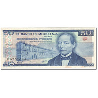 Billet, Mexique, 50 Pesos, 1978-1980, 1979-05-17, KM:67b, SUP - Mexique