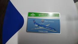 United Kingdom(btg413)fokker Planes(3)(5units)(450g)tirage750mint1card Prepiad Free(price Card Cataloge8.00£) - BT General Issues