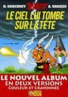 Double Album ASTERIX LE CIEL LUI TOMBE SUR LA TETE - Livres, BD, Revues