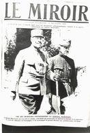 CPA N°19059 - CARTE PHOTO FORMAT CPA TIREE DU MIROIR - GENERAL MARCHAND - ARCHIVE UNIQUE - Guerre 1914-18