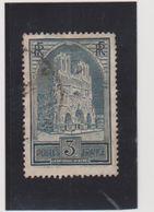 FRANCE   1929-31  Y.T. N° 259b  Type 3  Oblitéré - Used Stamps