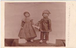 Sancet Et Cancetta Costumes Bressans - France