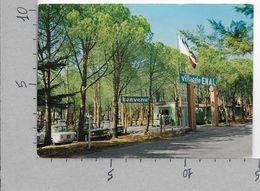 CARTOLINA VG ITALIA - S. LUCIA DI SINISCOLA - Camping ENAL - 10 X 15 - ANN. 1973 - Nuoro