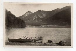 Curon Venosta (Bolzano) - Lago Della Muta - Viaggiata Nel 1935 - (FDC8230) - Bolzano (Bozen)