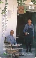 TARJETA TELEFONICA DE CHIPRE. (119). - Chipre