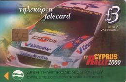 TARJETA TELEFONICA DE CHIPRE. (121). - Chipre