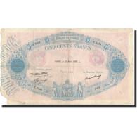 France, 500 Francs, 1936-04-23, KM:66m, TB, Fayette:30.37 - 1871-1952 Anciens Francs Circulés Au XXème