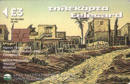 TARJETA TELEFONICA DE CHIPRE. (129). - Chipre