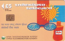 TARJETA TELEFONICA DE CHIPRE. (131). - Chipre