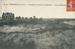 Camiers - Plage Saint Gabriel -  Vue Générale - France
