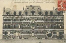 Camiers - Plage Saint Gabriel -  Grand Hôtel - France